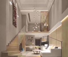 (南城区)帝景华府2室1厅1卫52m²毛坯房