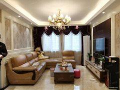 (西城区)中城美地4室2厅1卫126m²豪华装修